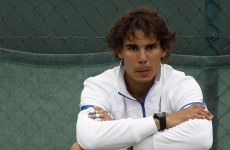 Nadal is fighting fit, insists doctor