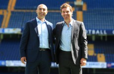 Villas-Boas makes Di Matteo his first signing as Chelsea manager