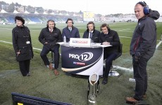 Sky Sports throw everything they have at Pro12 coverage, and hit the mark