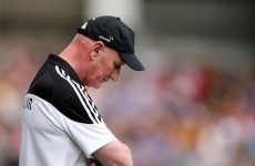 Brian Cody: I thought O'Dwyer would nail that free