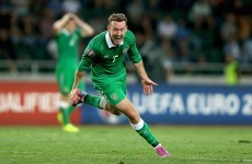 Aiden McGeady just got Ireland out of jail with a 90th-minute gem