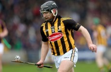 Kilkenny's Richie Hogan wins All-Ireland hurling final man of the match