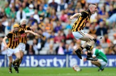 'It's been a tough year for John': Kilkenny boss salutes minor goal hero Walsh