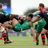 Carty's cross-field kick for Connacht and the rest of the weekend's Pro12 action