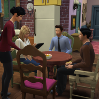 Some hero has recreated your favourite TV shows in The Sims 4