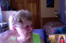 Man films grandmother's reaction to Nicki Minaj's 'Anaconda' video and it's gold
