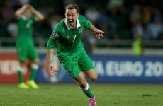 Open Thread: Was Aiden McGeady's strike yesterday Ireland's greatest ever goal?