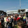 Luton airport terminal to reopen after controlled explosion on 'suspicious item'