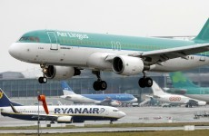Russia's threatening to block its airspace - Irish airlines say it's grand