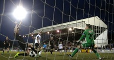 Dundalk get the floodgates open after just 12 seconds against understrength Derry