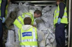 Cannabis worth €1 million seized at Dublin Port