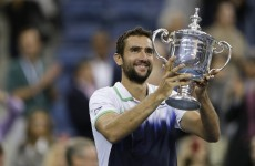 Cilic captures US Open title with straight sets win over Nishikori