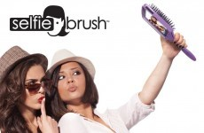 This 'Selfie Brush' is the iPhone accessory you never knew you didn't need