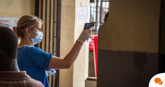 Opinion: 'The lockdown of Sierre Leone won't have a significant impact in dealing with Ebola'