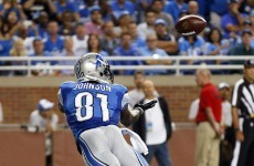 Lions maul Giants as Megatron proves why he's the best in the business