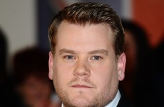 James Corden is getting his own late night show, but Americans haven't a notion who he is