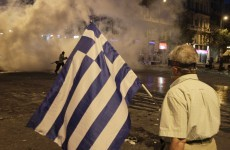 Tensions high in Greece as lawmakers brace for second vote