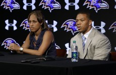 Janay Rice describes husband's sacking as 'horrific'