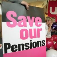Public sector strikes hit Britain