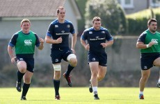127 kilo Devin Toner fighting fit for another big season