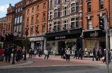 The retail sector is delighted that more part-time jobs are becoming full-time