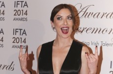 Republic of Telly's Jennifer Maguire has revealed she is pregnant