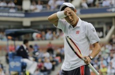 Clothes brand Uniqlo pay Nishikori a nice big bonus following US Open exposure