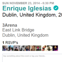 Here's why lots of people are tweeting about 'Dublin, United Kingdom'