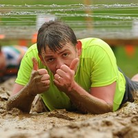 What training should you be doing four weeks out from Tough Mudder Ireland?