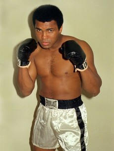 From Rome to Manila: Muhammad Ali 'shook up the world'