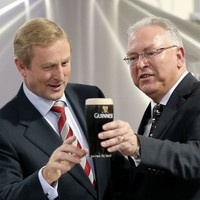 Can't organise a Taoiseach in a brewery? Ok, Guinness can