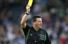 Brian Gavin will referee the All-Ireland hurling final replay