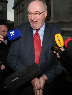 Here's how much Phil Hogan will be earning as EU Commissioner...