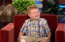 'Apparently kid' appears on Ellen, and is as great as expected