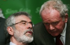 """Gerry Adams wants to see more all-island """"joinedey-upness"""" in Sinn Féin"""
