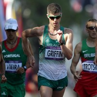 Irish two-time Olympian Colin Griffin announces his retirement