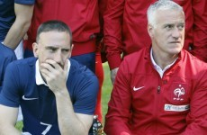 Ribery: I will not make France comeback