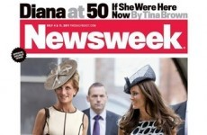 Twitter erupts over 'Diana at 50' cover featuring Kate Middleton