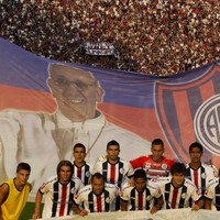 Copa Libertadores winners San Lorenzo to name new stadium after Pope Francis