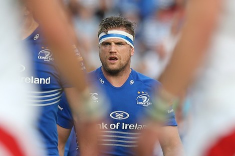 Heaslip will return to the Leinster side this Saturday against the Scarlets.