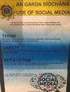Gardaí investigated for behaviour on personal social media accounts