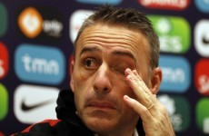Paulo Bento leaves Portugal job after last week's embarrassing defeat to Albania