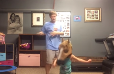 This dad-daughter rendition of Shake It Off is better than Taylor Swift's