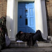 Has homelessness become acceptable?