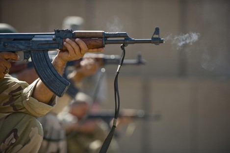 An AK-47