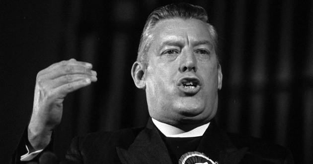 Ian Paisley: 1926 - 2014