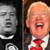 Ian Paisley in Pictures: From Neverman to Chuckle Brother
