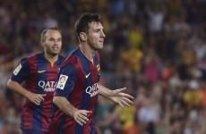 Comparing Messi to Maradona is a joke - Crespo