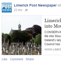 This Limerick Post headline is, shall we say, interestingly worded