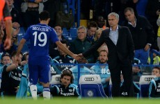 'Three victories and four goals': Costa success no surprise to Mourinho